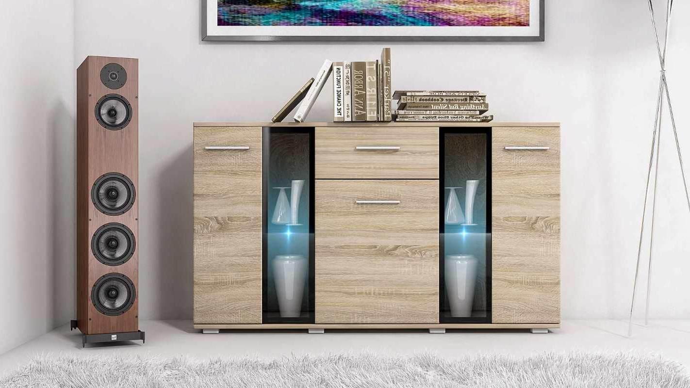 Credenza Moderna Wengè : Credenza woper diverse finiture arredo soggiorno moderna led