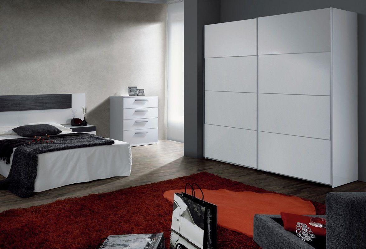 Camera Da Letto Bianco Laccato : Camera da letto laccata bianca opaca bordini arredamenti